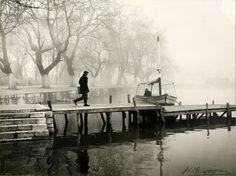 Λίμνη Ιωαννίνων, 1965 Old Photos, Vintage Photos, Costa, Places, Painting, Travel, Memories, Dreams, Art