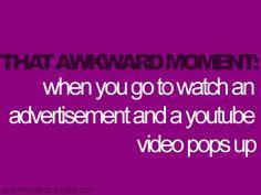 So annoying...