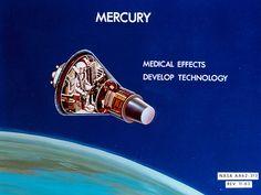 Mercury in orbit