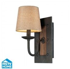 Early American Wall Sconce - 14130_1