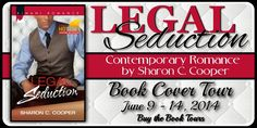 MJ Schiller, Romance Author~IN THE SPOTLIGHT: ~ PREPARE FOR SOME LEGAL SEDUCTION! ~