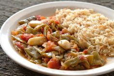 Loubie Plate - Vegetarian
