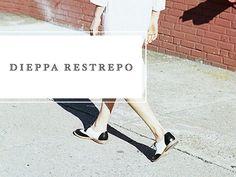 Co-fondée par la colombienne Andrea Vargas Dieppa et l'américaine Elisa Restrepo, cette marque de souliers revisite au féminin les classiques du vestiaire masculin. Destinée à brouiller les frontières entre les genres, la collection est raffinée, androgyne et élégante. La chaussure représente la quintessence du sneaker pour adulte #LeBonMarche #Tendance #Brooklyn #fashion #mode #women #femme #Bk #USA #shoes #souliers #chaussures #dressing #BrooklynRiveGauche