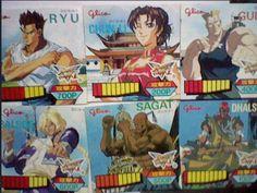 Street Fighter, Comic Books, Baseball Cards, Comics, Board, Anime, Cartoon Movies, Cartoons, Cartoons