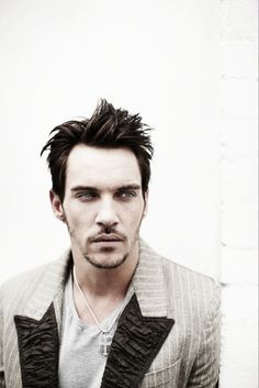 Jonathan Rhys Meyers in love with him