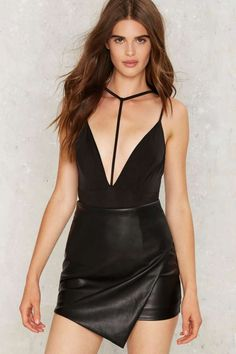 Crawling T-Back To Me Bodysuit - Clothes   The All-Nighters   Bodysuits   Bodysuits