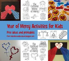Year of Mercy Resources- All the ideas, printables, and links in one spot!