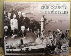 A Pictorial History Erie County & The Erie Isles Sandusky Ohio Book Sandusky Ohio, Ohio Buckeyes, Erie County, History, Books, Ebay, Historia, Libros, Book
