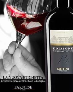 EDIZIONE 5 AUTOCTONI WEARS A BLUE SUIT. To renew and enrich our best-loved wine, we had to choose a blue suit. Elegance, nobility and romanticism inside and outside the bottle. #vino, #wine, #vineyard, #vigneti, #vigna, #cantina, #farnesevini, #vinoitaliano, #italianwine, #vinitalien, #winetasting, #winelove, #winelovers, #winelover, #madeinitaly, #lovewine, #vigna, #vineyards, #grapes, #abruzzowine, #5autoctoni