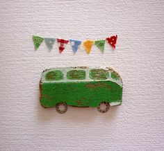 sixty one A: Camper Vans, Caravans and a Street Party