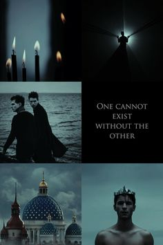 "make me choose: anon asked - Cal or and Maven "" ""Flame and shadow. One cannot exist without the other."" """