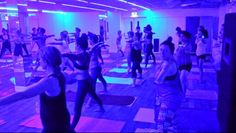 Fundraising late night at Bikram In The Laines in Brighton.