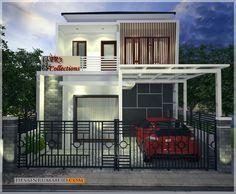 Desain Rumah Bapak Yusuf Jombang