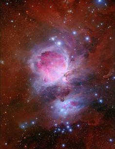 M42: The Great Orion Nebula - http://skycenter.arizona.edu/sites/skycenter.arizona.edu/files/m42teles.jpg