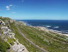 Road to Witsand from Kommetjie by , via Flickr