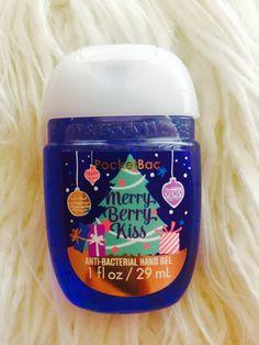A hand sanitizer I got for my Birthday! Smells so good