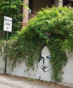 cheeky street art