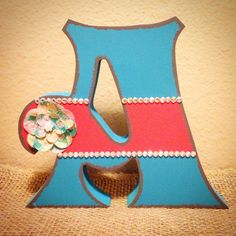 Free Standing Wood Letters-Girls by AJsPrivyCreations on Etsy