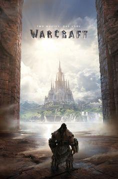 Warcraft Movie | Poster Matte Painting, Jonathan Berube on ArtStation at https://www.artstation.com/artwork/vY3X3