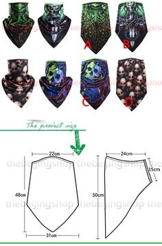 sewing pattern face mask - Google Search