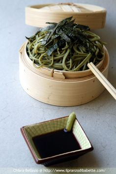 from green tea to green noodles here comes the cha soba for a green girl
