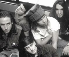 Pearl Jam, Stone Gossard, Eddie Vedder, Jeff Ament, Dave Abbruzzese, Mike McCready