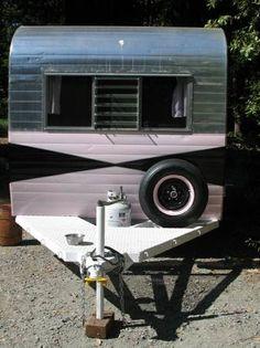 for sale 1960 Vintage Trailer Canned Ham Kenskill travel trailer More