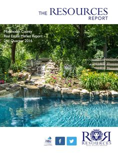 The Resources Report Quarter 2016 Real Estate Market Report Monmouth County NJ Resources Real Estate Monmouth Beach, Monmouth County, Atlantic Highlands, Red Bank, Real Estate Broker, Real Estate Marketing, How To Find Out, Offices, Outdoor Decor