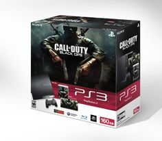 PlayStation 3 160GB Call of Duty: Black Ops Bundle Your #1 Source for Video Games, Consoles & Accessories! Multicitygames.com