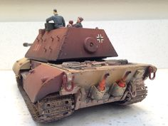 For Sell now: 1/35 World of Tanks E100 Tier 10 Heavy Tank