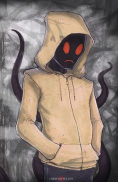 Hoodie Creepypasta by ChrisOzFulton.deviantart.com on @deviantART
