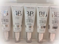 Marcelle BB Cream shade extensions. #Fall2014