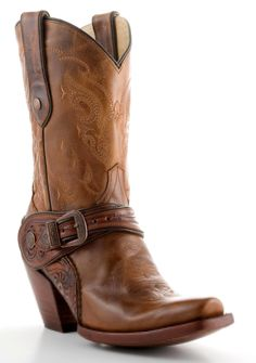 Womens Corral Saltillo Boots Golden Honey #G1907
