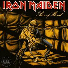 "Iron Maiden ""Piece of Mind"" (1983)  Rock Fest - Ba..."