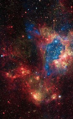 10 Years of Mesmerizing Photos From NASA's Spitzer Space Telescope - Whirlpool Galaxy-Andromeda Galaxy-Black Holes
