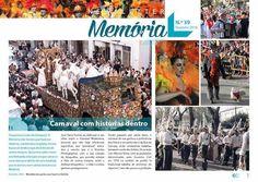 Newsletter 39: Carnaval com histórias dentro