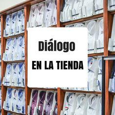 Ordena esta conversación | La página del español