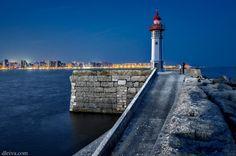 """500px / Photo """"Lighthouse of Almería (Spain)"""" by Domingo Leiva"""