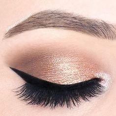 makeup @iheartmakeupart New bronze✖️gold ...Instagram photo | Websta (Webstagram)
