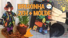 BRUXINHA ZEH COM MOLDE - BONECA - DRICA TV AO VIVO