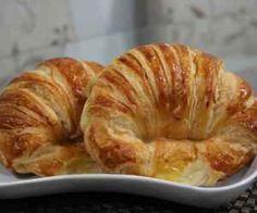 Receita de Croissant fácil - Show de Receitas eu só usei queijo