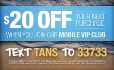 Tanning Salon Text Messaging These Companies utilize Text (SMS) Marketing Everyday to drive sales. Want to know more? go to www.text4business.com