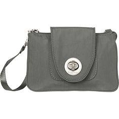 baggallini Belfast Pewter/Mimosa - baggallini Fabric Handbags