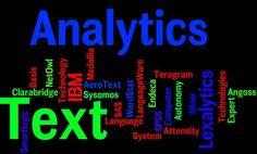 Top 67 software for Text Analysis, Text Mining, Text Analytics - https://www.predictiveanalyticstoday.com/top-software-for-text-analysis-text-mining-text-analytics/