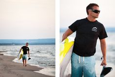 Stand Up Paddle lessons in Barrie and Wasaga Beach, Ontario Wasaga Beach, Beaches In The World, Surf Style, Stand Up, Paddle, Fresh Water, Ontario, Surfing, Canada