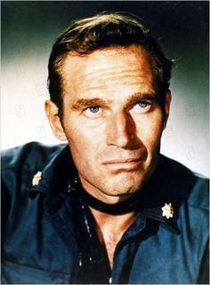 Charlton Heston ...
