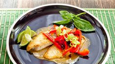 Tilapia With Thai Curry - Paleo Leap