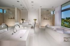 Banheiros com Banheiras! 30 Modelos maravilhosos! - DecorSalteado