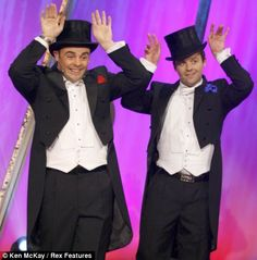 Ant and Dec Funny - Bing Images Declan Donnelly, Ant & Dec, Britain Got Talent, Tv Presenters, Ants, Comedians, Saturday Night, Pj, Celebrities