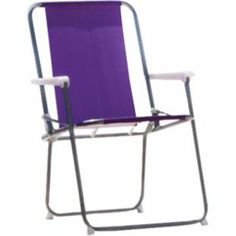 Buy Habitat Africa Folding Chair Sling Red At Your Online Sho